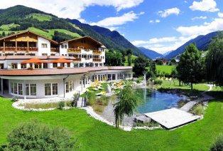 Luxuriöser Urlaub mit 3/4 Pension und Wellness in Südtirol