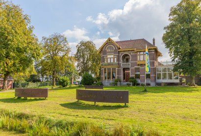 Viersterrenverblijf nabij Groningen
