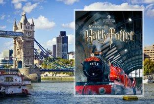 Londen + Warner Bros. Studio Tour (2 n.), incl. transport