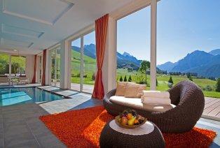 Séjour détente en pension 3/4 dans le Tyrol du Sud (IT)
