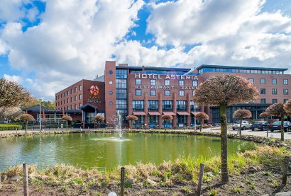 Hotel Asteria**** (NL Limburg - 1 tot 4 n.)