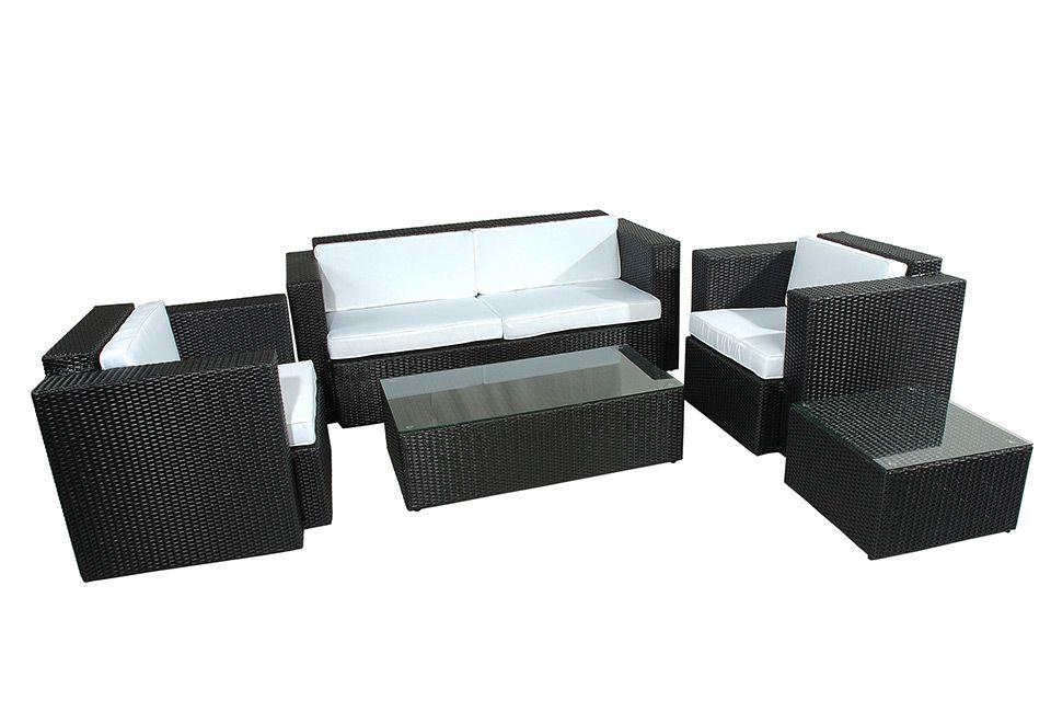 salon de jardin action 9 ce salon de jardin de cinq pi ces est compos d un si ge pour deux. Black Bedroom Furniture Sets. Home Design Ideas