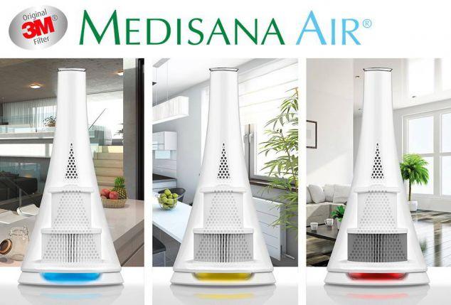 medisana-luchtreiniger-inclusief-verzending