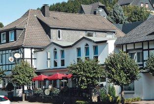 Urlaub mit Halbpension im grünen Sauerland