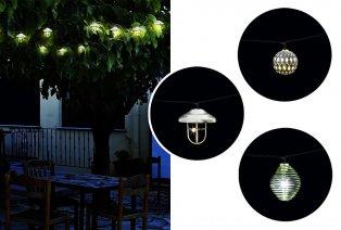 Decoratieve LED-tuinslingers