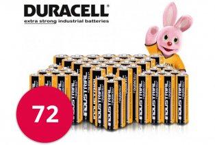 Duracell-Batterien