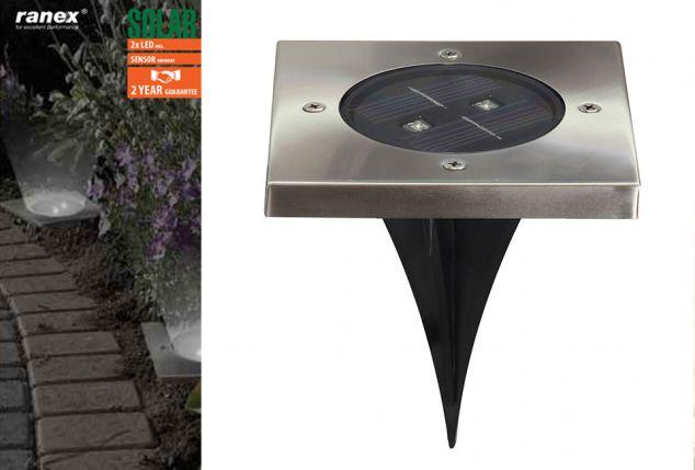 led solar bodenspots outspot. Black Bedroom Furniture Sets. Home Design Ideas
