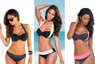 Bikini dos nu