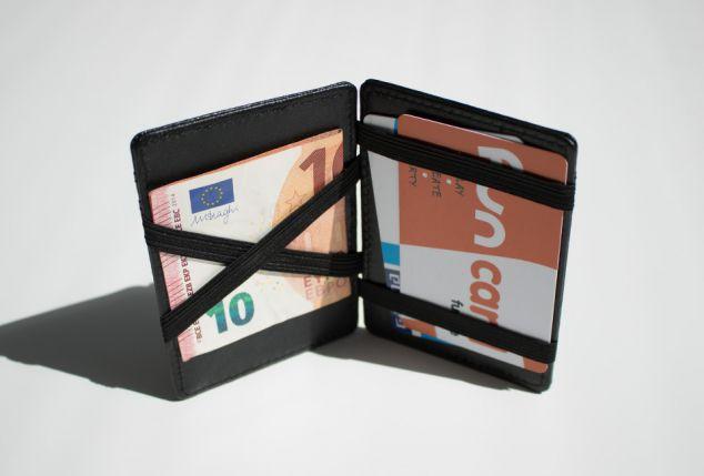 Magische Brieftasche Outspot