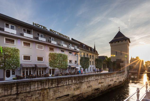 Op ontdekking in Valkenburg en haar kasteelruïne-