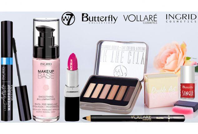 Make-up goodiebag voor een volledige look, inclusi