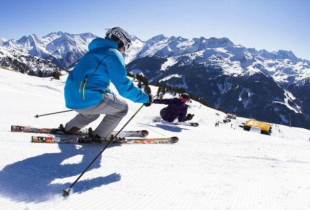 All-inclusive ski in Zell-am-Ziller (Oostenrijk) met eigen vervoer, volpension en skipas - Hotel Gasthof Untermetzger of Klammerschneider