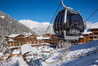 All-inclusive skivakantie in Valfréjus (FR)