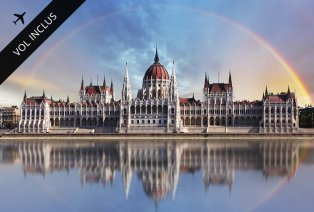 Budapest, vol incl.