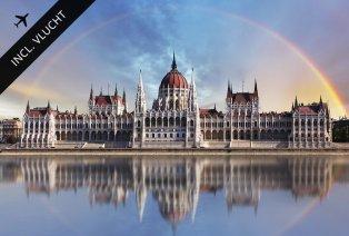 Citytrip Boedapest, incl. vluchten
