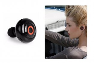 Mini-oreillette Bluetooth