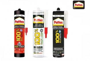 Set de 3 adhesivos de montaje Pattex
