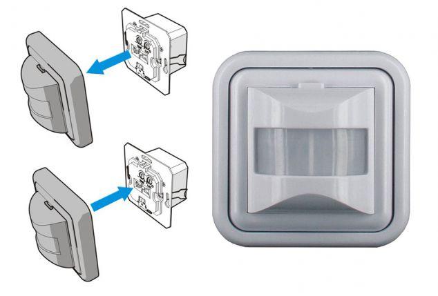 infrarood bewegingsdetector voor automatische verlichting inclusief verzending
