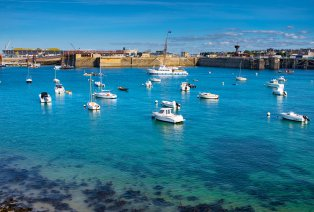 Plaisir culinaire à la côte bretonne