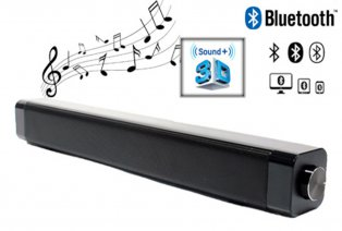 Draadloze sound bar