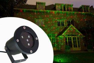Waterbestendige laserlamp
