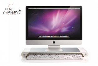 Desktop-Schreibtisch mit 4 USB-Ports
