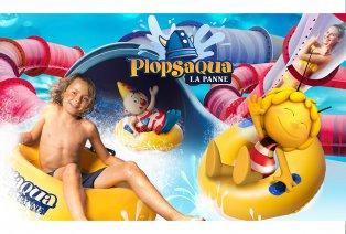 Le parc aquatique de Plopsaqua La Panne