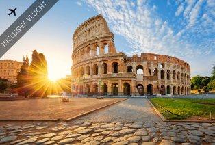 Volledig begeleide citytrip naar Rome