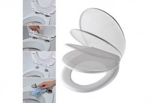 Softclose toiletbril