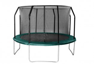Spaziosa trampolina