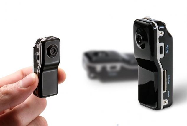 Mini DV pro spy camera