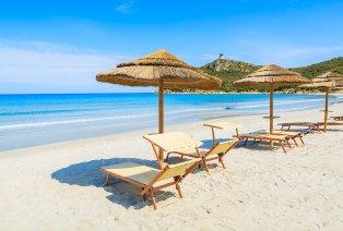 Hôtel romantique 4 étoiles en Sardaigne