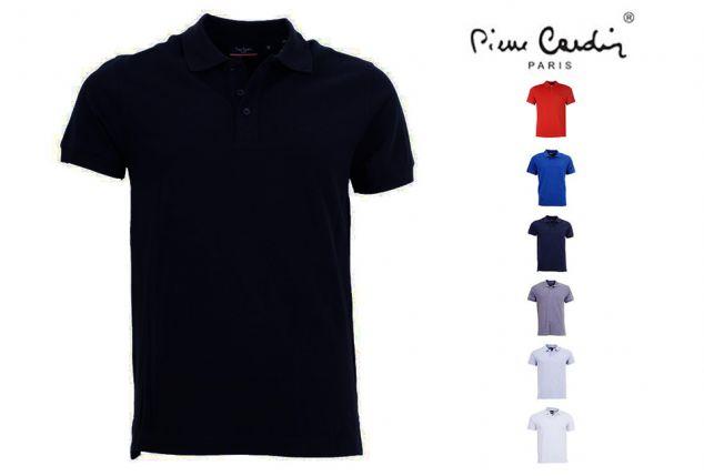 Polos de la marca de primera calidad Pierre Cardin disponibles en  diferentes colores y tallas 60358b5858