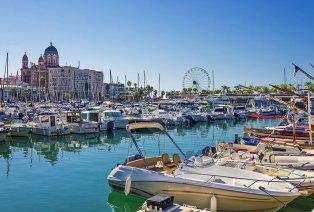 Séjour all-inclusive à la Côte d'Azur avec piscine extérieure