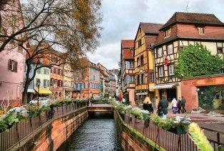 Séjour gastronomique en Alsace