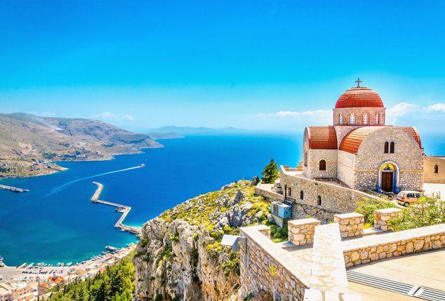 Fly en drive Kreta (7 n.) incl. vluchten, huurwagen, verblijf en ontbijt