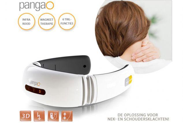 Panga0 Lite massageapparaat voor de nek