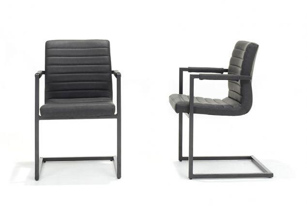 Sedie Di Metallo Vintage : Set di sedie industriali vintage outspot
