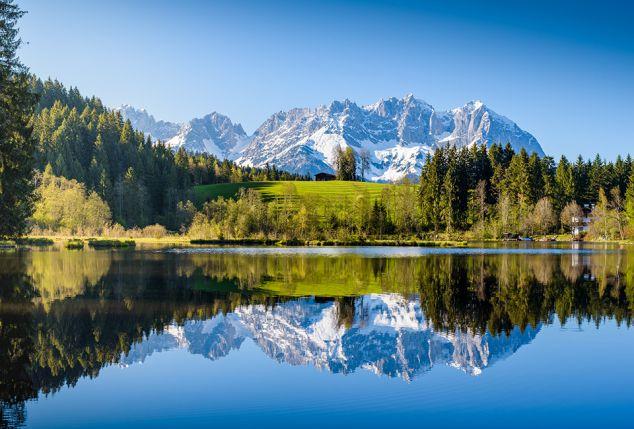 S jour en demi pension avec wellness dans le tyrol for Hotel autriche tyrol avec piscine