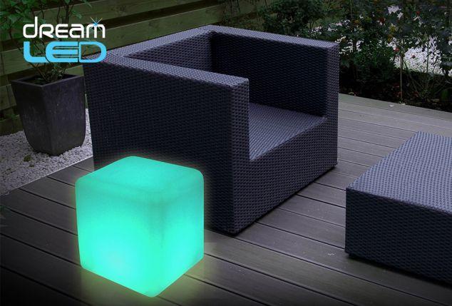 Fonkelnieuw Led-bol, led-kubus of led-kubus met ijsemmer - Outspot VG-19