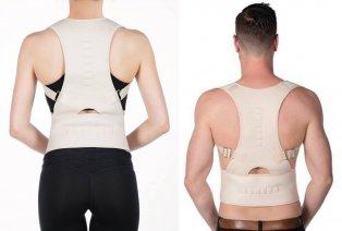 Rückenband zur Unterstützung der Haltung