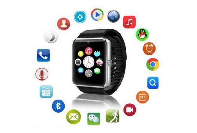 2-in-1 Bluetooth smartwatch