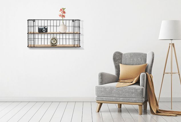 Wandregal modernes design  Modernes Design-Wandregal - Outspot