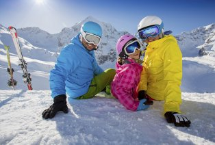 Mid-weekski all inclusive, car-couchettes incl.