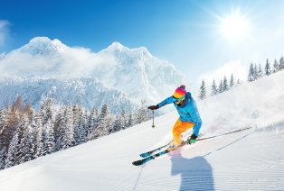 Shortski ou mid-weekski all inclusive Les Deux Alpes (FR), transport incl.