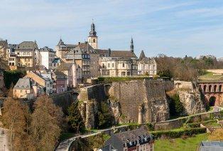 Viersterrenverblijf in het centrum van Luxemburg-stad