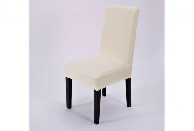 Housses de chaise lastiques outspot - Housses de chaises en tissu ...