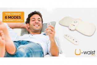 Massageapparaat U-Waist Pro tegen rugpijn