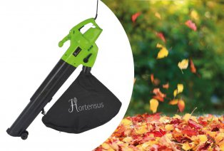 Soplador y aspirador de hojas