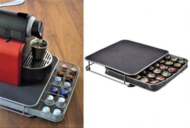 beh lter f r kaffeekapseln outspot. Black Bedroom Furniture Sets. Home Design Ideas